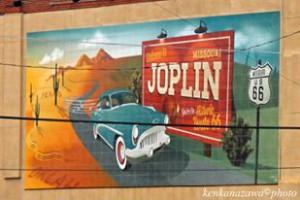 ルート66 ジョプリンミズウリ州