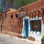サンタフェ・アメリカ最古の家