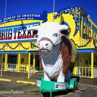 ルート66 アマリロ テキサス州 ビッグ・テキサン ステー