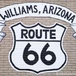 ルート66 ウイリアム アリゾナ州