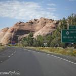ルート66 ルプトン アリゾナ州
