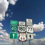 ルート66 ホール・ブルック アリゾナ州