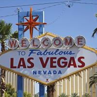 ラスベガスネオン'Welcome Las Vegas