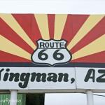 ルート66 キングマン アリゾナ州