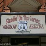 ルート66 ウインズロー アリゾナ州