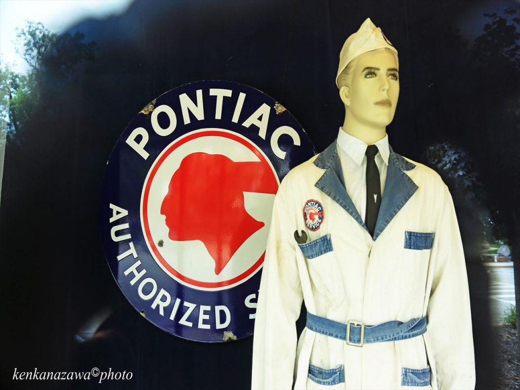 ルート66 ポンティアック