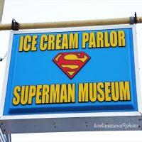 ルート66スーパーマン・アイスクリーム