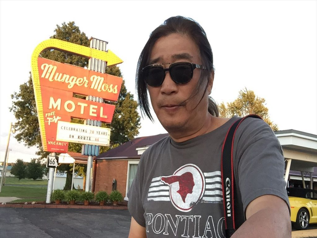 ルート66 マンガーモス・モテル