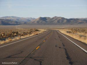 アメリカで最も孤独な道 US-50