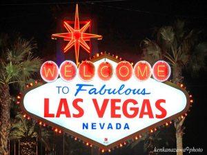 ラスベガスネオン Welcome Las Vegas