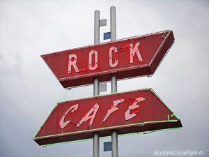 ルート66 ロック・カフェ