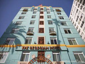 ジョージアンホテル サンタモニカ