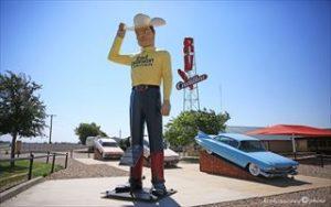 ルート66 テキサス州