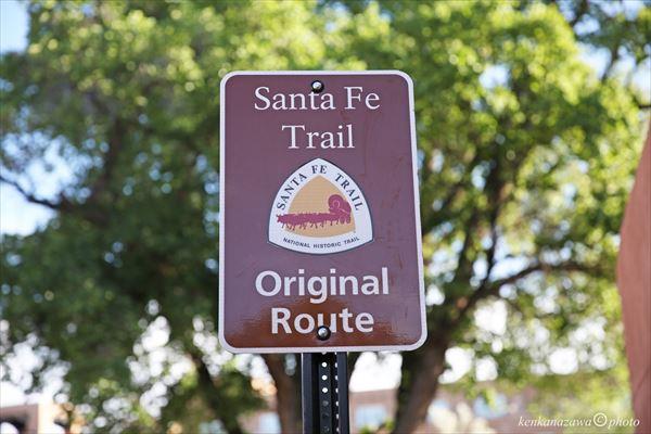 サンタフェ・トレール ニューメキシコ州