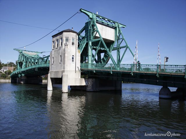 カンカキー川 ウィルミントン イリノイ州