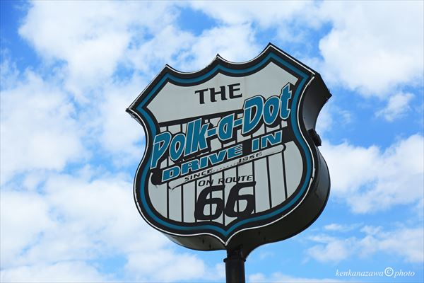 ポーク・ア・ドッツ・ドライブイン Polk-A-Dot Drive-In