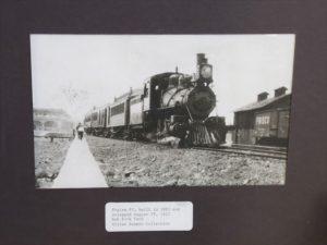 サンタフェ鉄道 アッシュフォーク アリゾナ州
